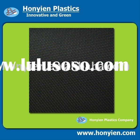 Thick and Black Diamond Textured ABS Plastic Sheet