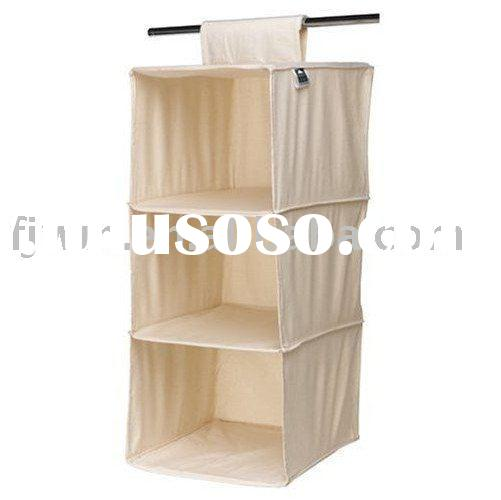 hanging shelf organizer for closet 2