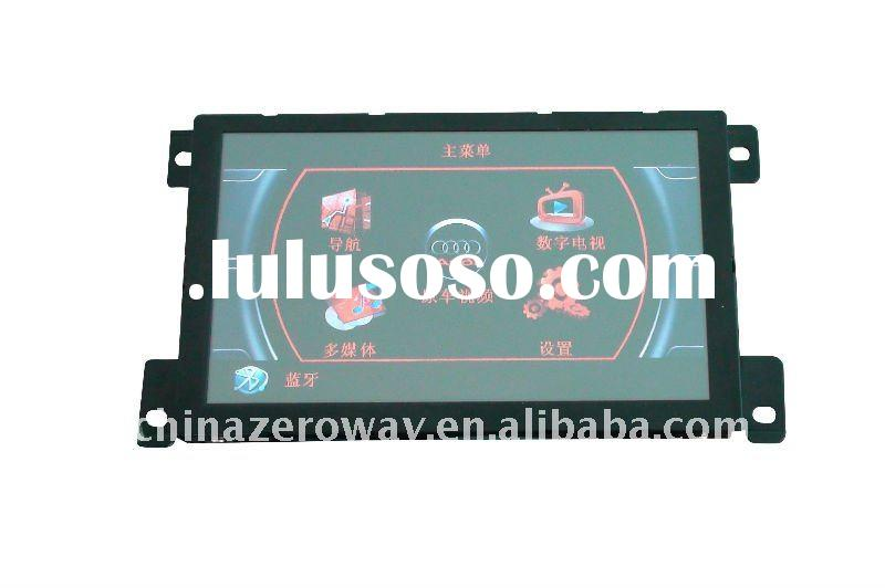 Touch Operation Car-pad for Audi/Buick/VW included HD Car DVD and car GPS,parking sensor,bluetooth,E