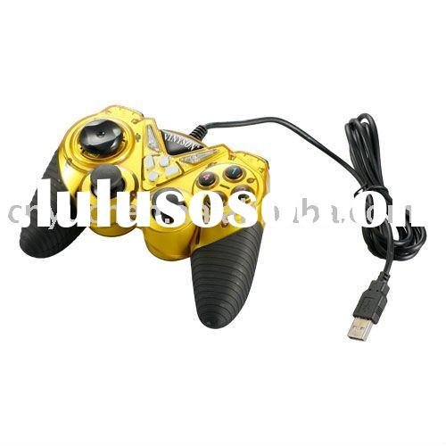 USB GAME PAD FOR USE WITH PC.DOUBLE SHOCK CONTROLLER.