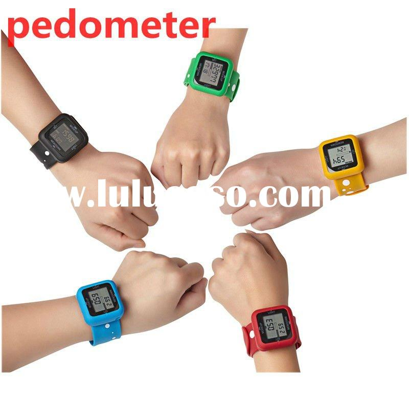 USB digital 3D pedometer