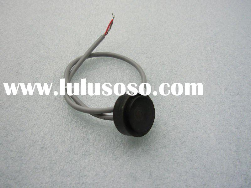 Ultrasonic sensor for water flow meter