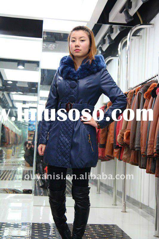 Unique fashion clothing for women, new leather coats and jackets, hot winter jackets