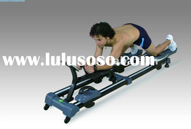 Unique rehabilitation exercise equipment/commercial fitness equipment/rowing machine/commercial rowi