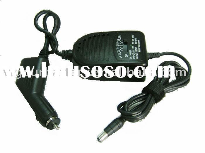 Universal Laptop Car DC-DC Power Adapters For Sony Dell Asus Hp