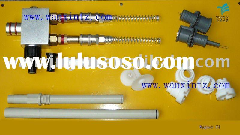 Wagner spray gun parts replacement