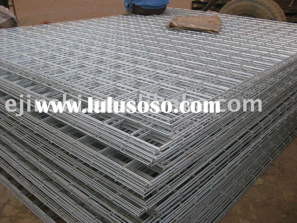 Galvanized Welded Wire Mesh Fence Welded Wire Mesh Fence Panels