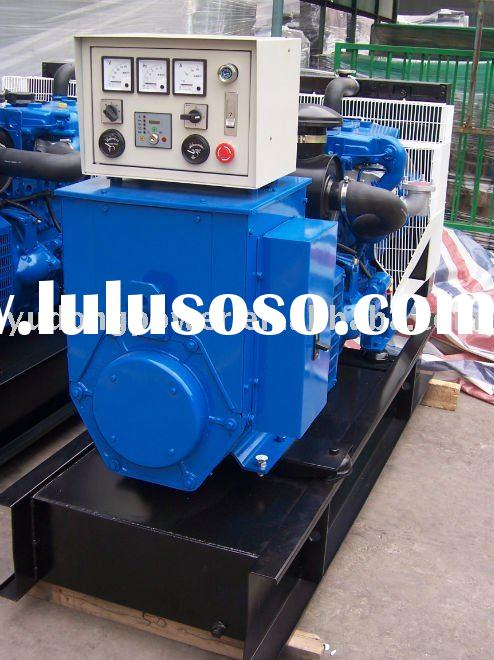Well-known MTU series steam turbine generator set