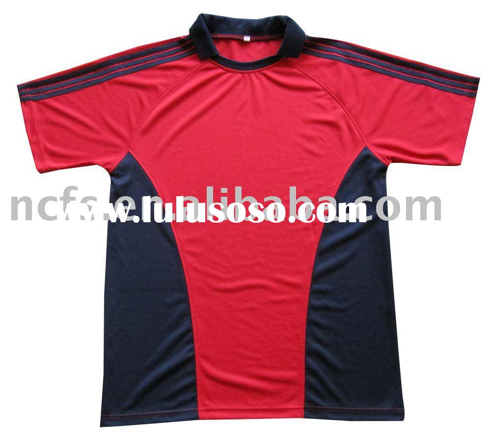 Wholesale men's polo t shirt, quick dry, Cool dry sport t-shirt