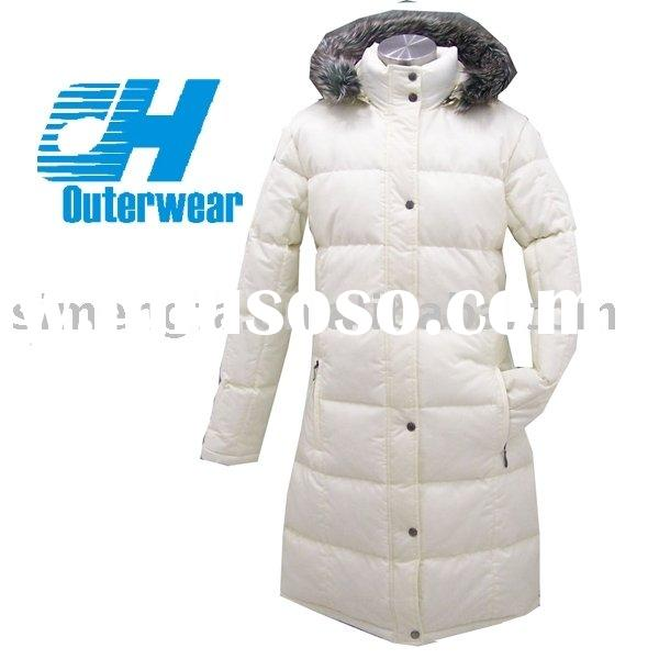Women clothes winter Polyfill long coats for women