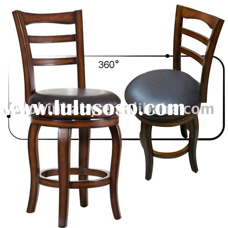 Wooden Quality Swivel Bar Stools,lucite bar stools