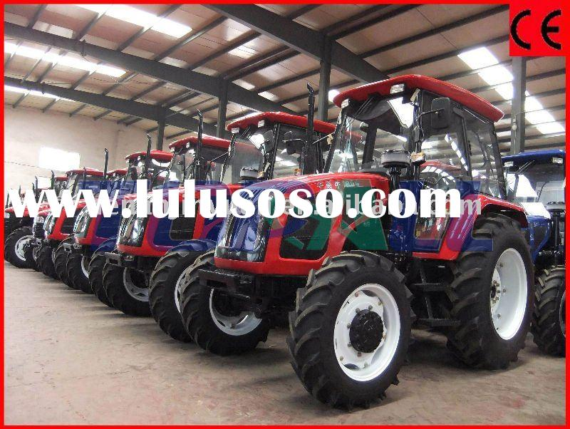 Worldwide Agriculture Machinery And Equipment - 18-180hp Farm Tractors with super quality and compet