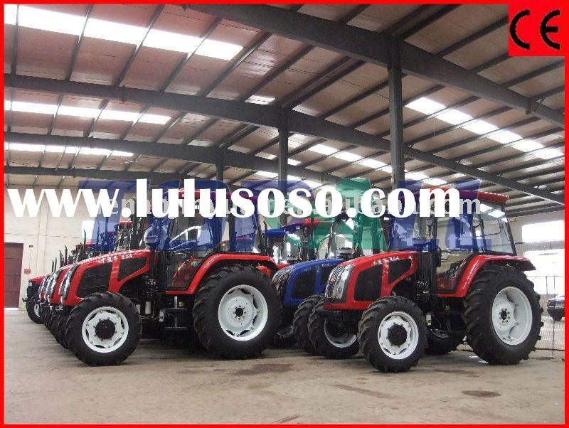 Worldwide farm machinery farm equipment agricultural machine - 18-180hp Farm Tractors with super qua