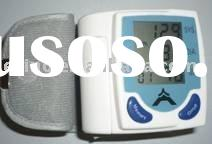 Wrist Type Blood Pressure Meter