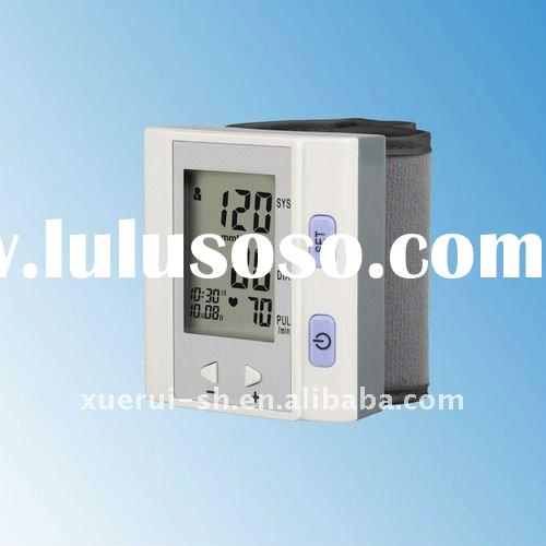 Wrist-type Fully Automatic Blood Pressure Monitor BP-201