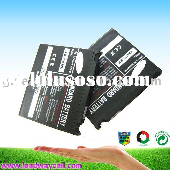 X820 for Samsung mobile phone battery new design