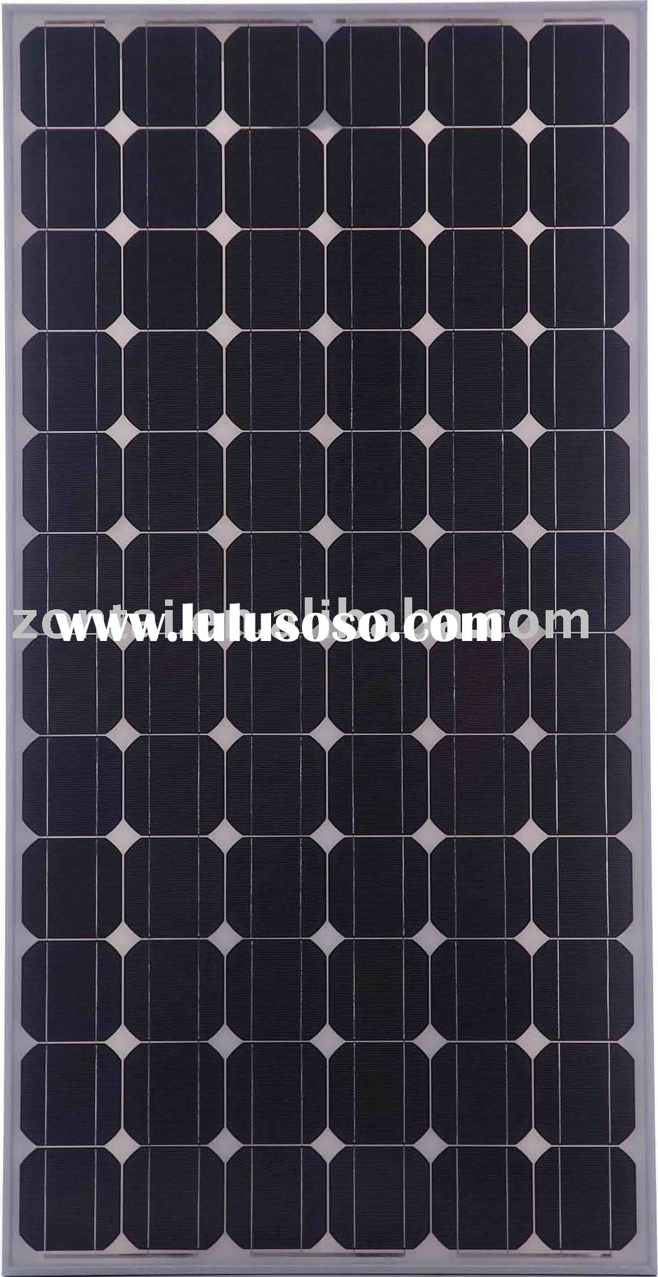 ZT-160M Price per watt solar panels PV modules