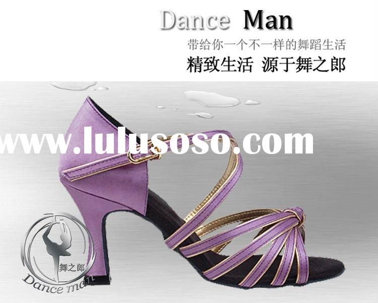 [Wu Zhi Lang] latin dance shoes dance shoes ballroom shoes L3032