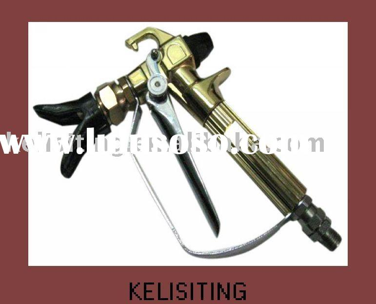 airless spray gun for airless paint sprayer
