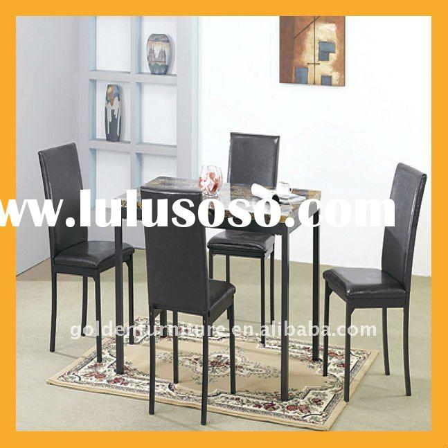 amazing marble top dining table and chair set