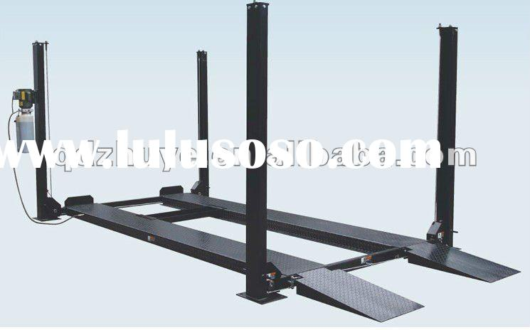 auto garage equipment;car parking lift with CE