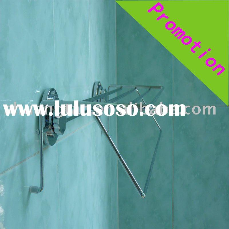 bath towel rack wire iron bath towel holder bathroom shelves