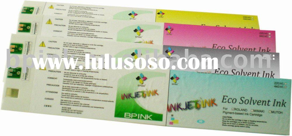 bulk ink system for Mimaki JV5/JV33