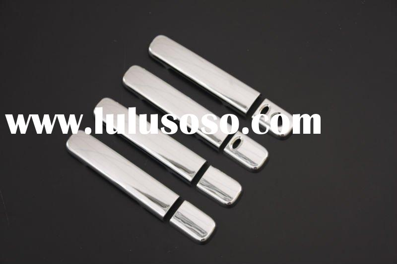 car chrome door handle cover for NISSAN SERENA C25
