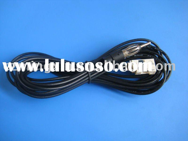 car radio antenna adapter cables(SMB ,RG174)