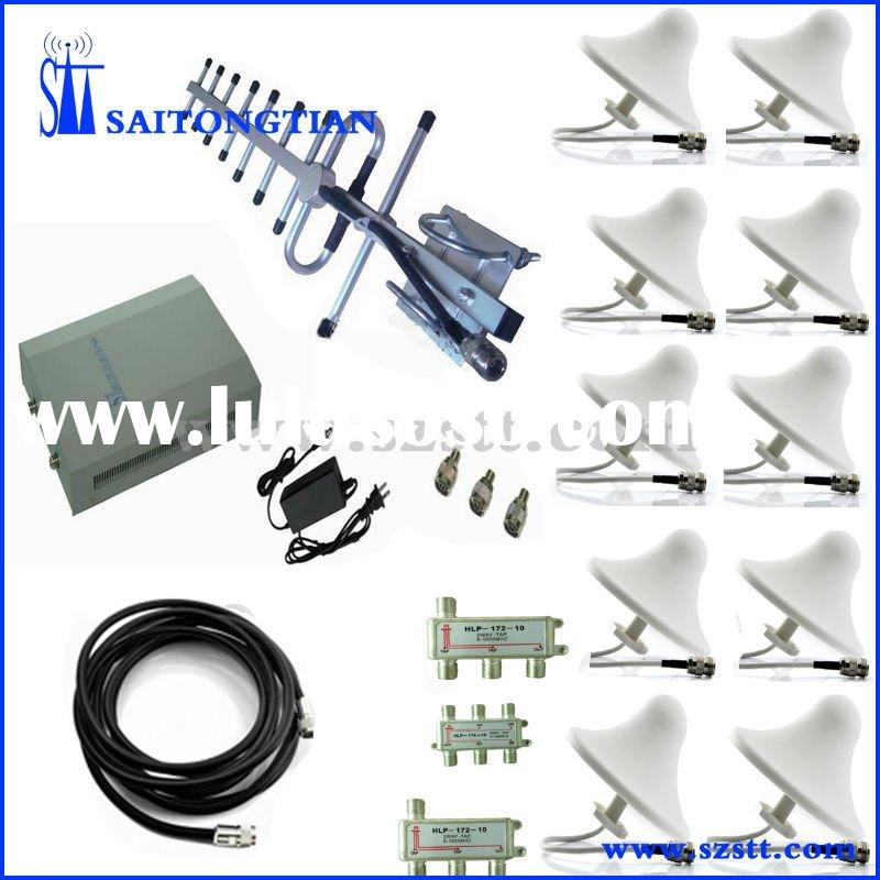 cell phone signal booster/repeater ST-990 Coverage 2500 square meters for GSM900MHz mobile phone