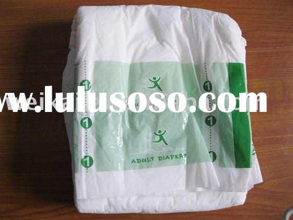 cheap disposable adult incontinence diapers