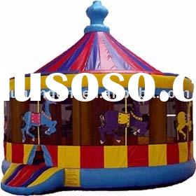 circus--inflatable bouncer/bouncy castle/bounce house/bouncing slide/ (OEM from factory)