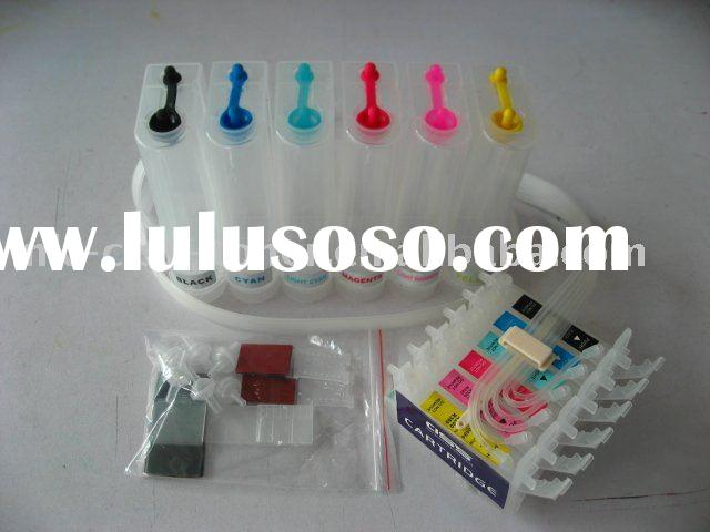 ciss ink continuous system for EPSON STYLUS PHOTO RX500/RX600/R300/R300M/R220/R200/R340/RX620/R320/R