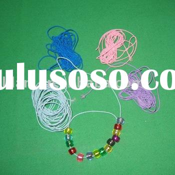 colourful elastic string/elastic string/string/craft
