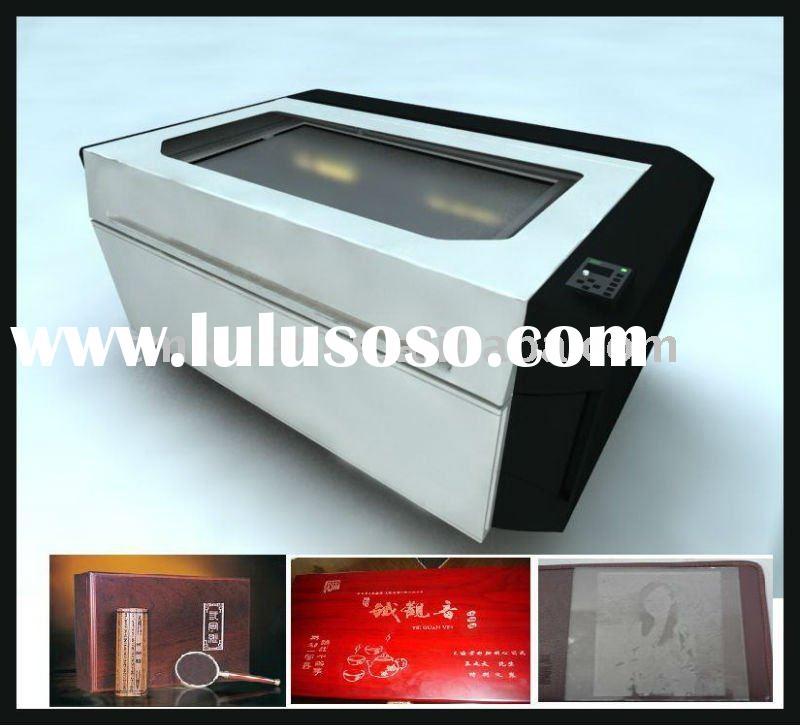 desktop laser engraver cutter / wood craft laser engraver / cutter/small indust laser cutter