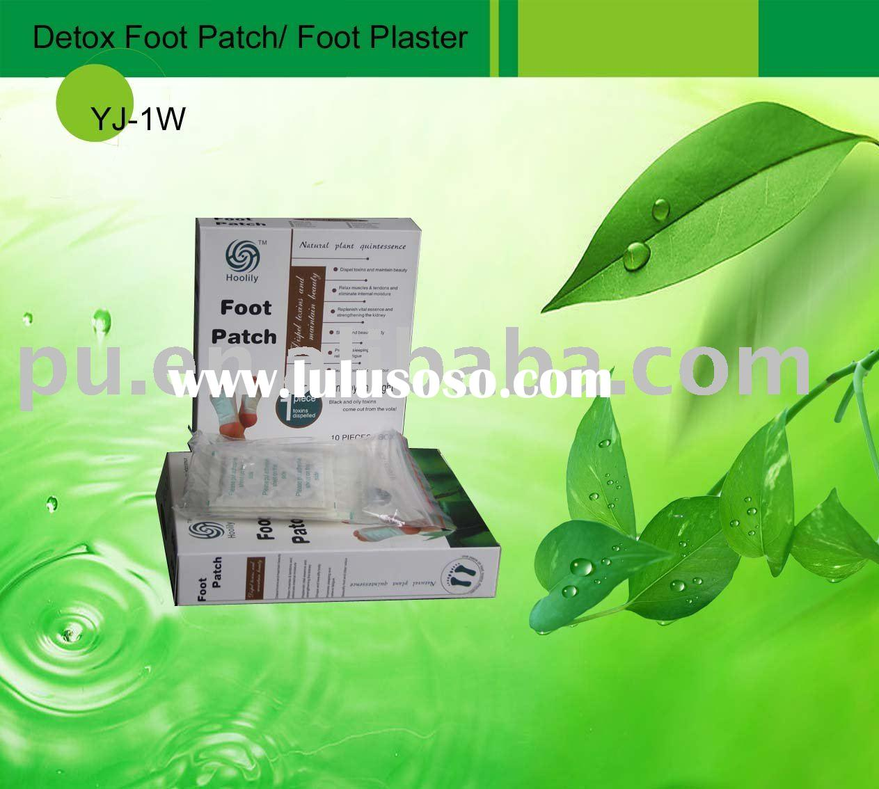detox foot patch/ foot plaster/foot pads/sap patch/sap pad/sap sheet