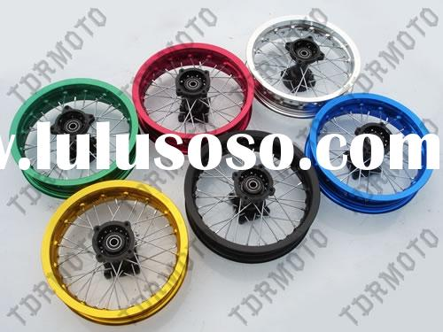 dirt bike parts/pit bike parts/motorcycle parts/wheel rim