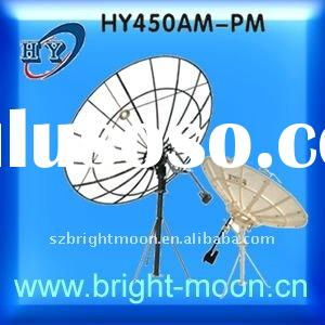 dish antenna satellite