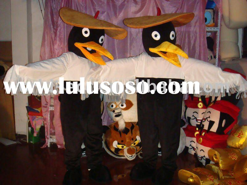 eagle mascot costume,character mascot,move cartoon costume