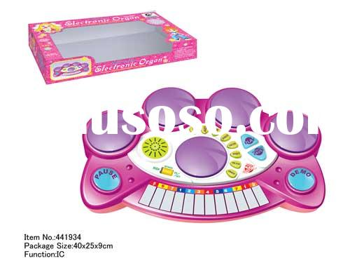 electronic ORGAN (musical instrument,toy electronic organ,musical set, keyboard instrument)