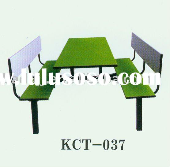 elegant for four people banquet dining table and chairs set