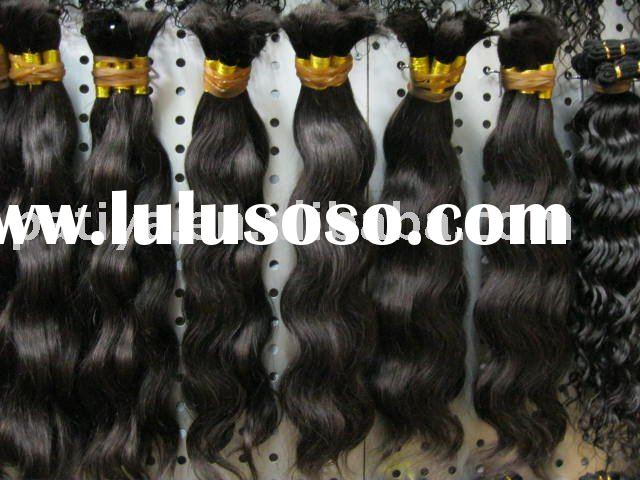 fashion bulk hair human braiding hair
