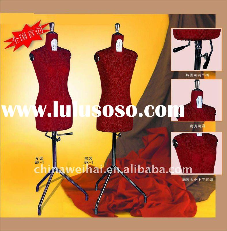female adjustable mannequin/multidimensional mannequin