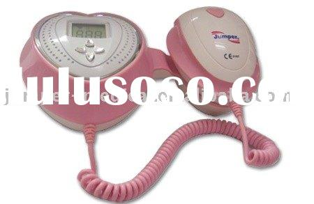 fetal heart beat detector/angel sound/ unborn baby monitor