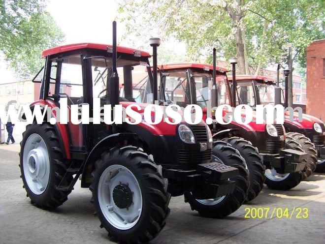 fiat tractor YTO-X804(80hp)