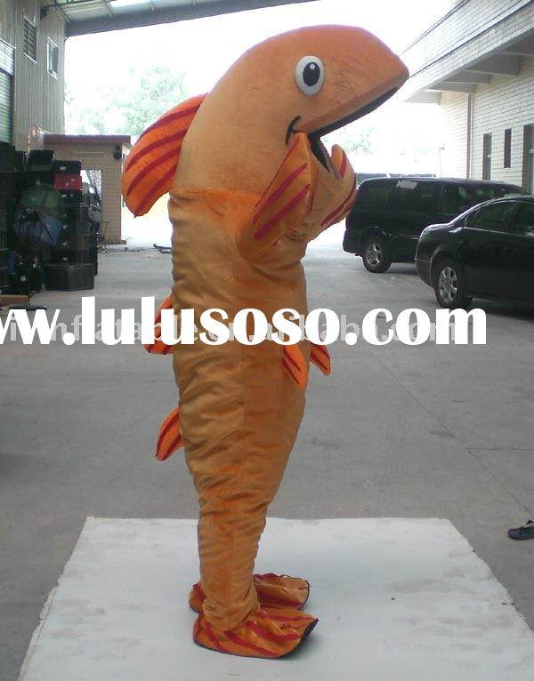 Adult costume fish for Fish costume adult