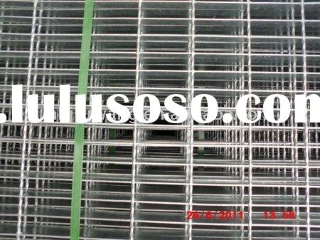 galvanized steel bar grating specification