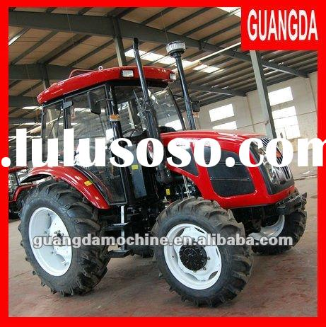 good performance low price 95HP farming tractors for sale