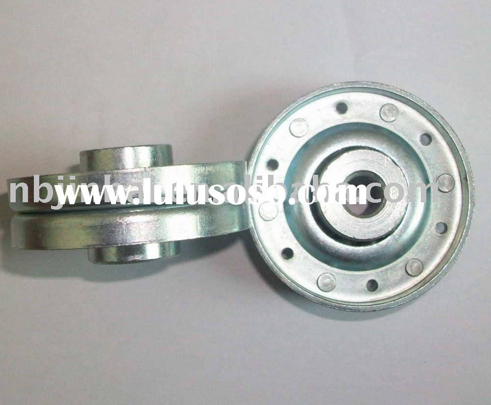 guide pulley,door hanger roller, steel pulley,rope pulley,v-pulley