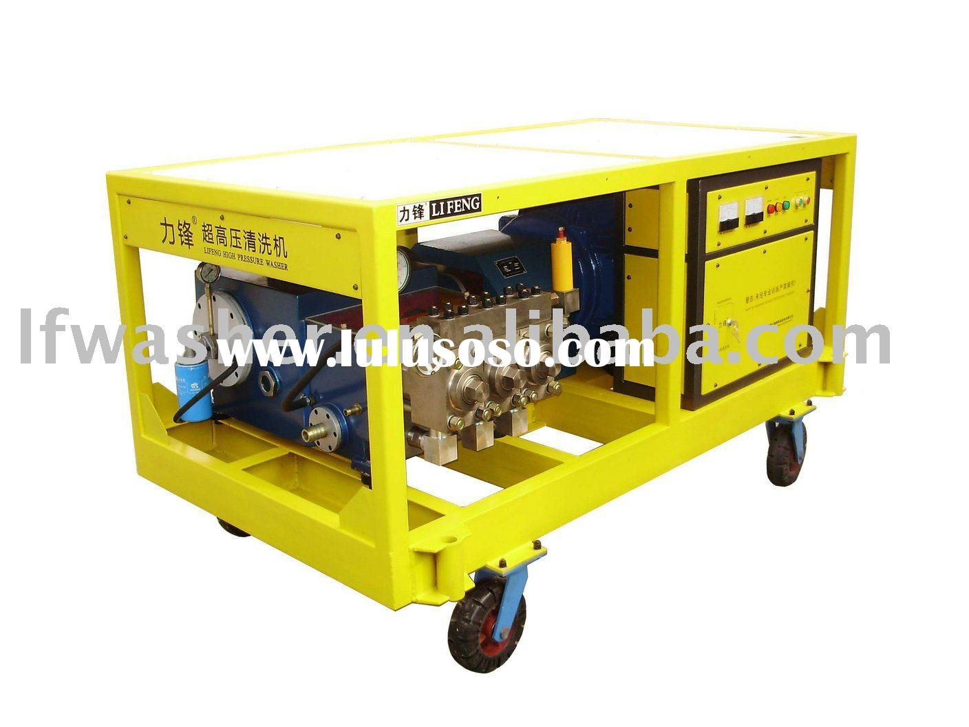 high pressure washer,sea water pump,water jet machine,ship cleaner,industrail washing equipment,gaso